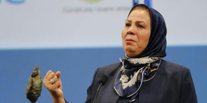 فرنسا ''تكافئ'' المغربية بن زياتن على جهودها في نشر ''السلام''