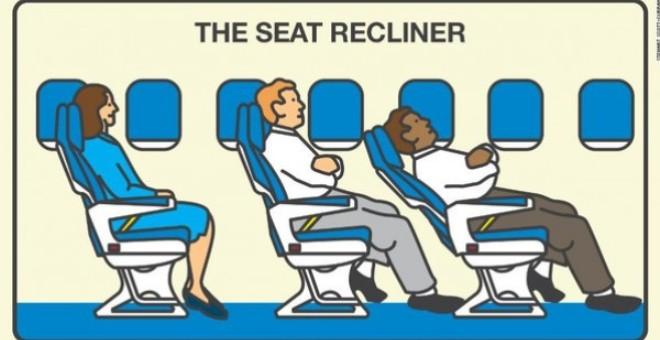 تعرف على ركاب الطائرات الأكثر إزعاجاً!