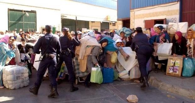 حقوقيون يحملون السلطات الإسبانية مسؤولية وفاة شابة بباب سبتة!