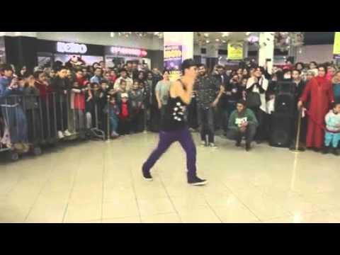 شبان يرقصون Break-Dance على أنغام موسيقى أحواش!!