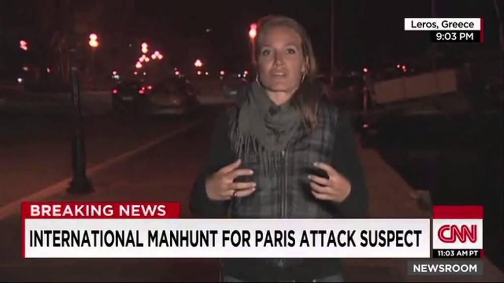 صحفية CNN تقطع مراسلتها للتحدث مع طفل سوري بالعربية