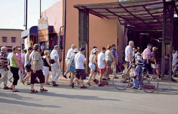 المغرب يستعد لاستقبال آلاف السياح الألمان