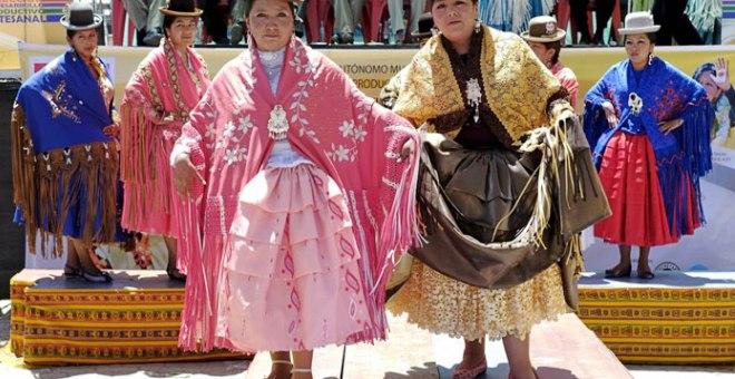 في بوليفيا.. النساء الأكبر حجما هن أكثر جمالا وخصوبة