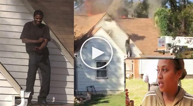 فيديو: هكذا انتقم شاب من حبيبته بعدما انفصلت عنه