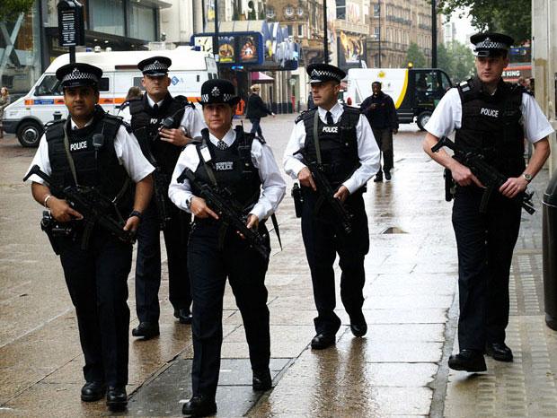 بريطانيا تشدد إجراءاتها الأمنية ''خوفا'' من هجمات مماثلة