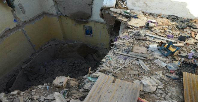 البيضاء..انهيار منزل من جديد بالمدينة القديمة