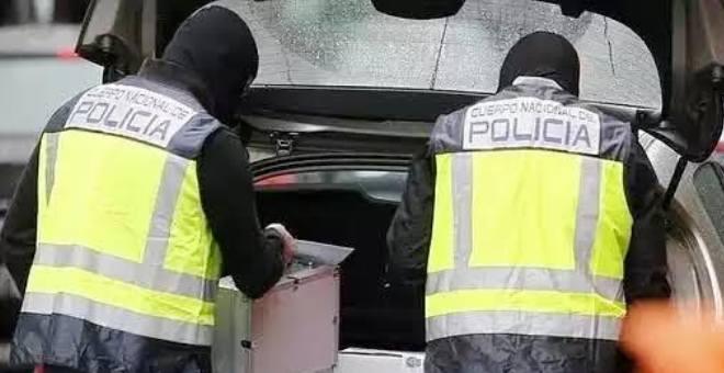 اعتقال 3 مغاربة في مدريد على صلة بداعش