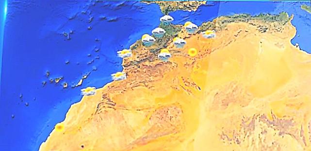 هذه هي اسباب.. الطقس المتقلب الذي يعرفه المغرب هذا الأسبوع