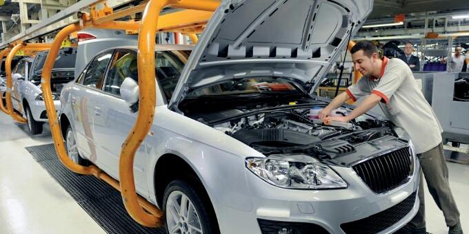 صناعة السيارات تجلب مزيدا من الاستثمارات للمغرب