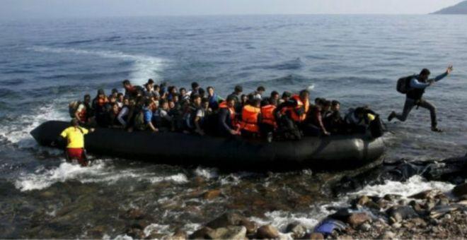 أزمة المهاجرين: مليون مهاجر دخلوا أوروبا عام 2015