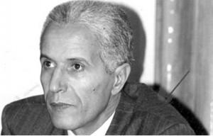 إدريس باموس. الرئيس الأسبق للجامعة الملكية المغربية لكرة القدم، والعميد الأسبق للمنتخب الوطني المغربي