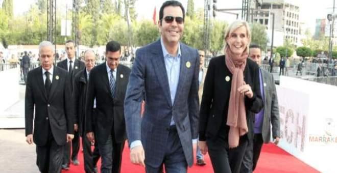 الأمير مولاي رشيد: مهرجان مراكش فضاء للحلم والفن