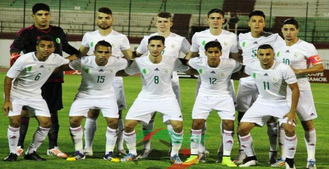 الأولمبي الجزائري يقترب من التأهل إلى الأولمبياد