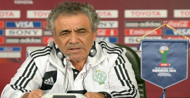 فوزي البنزرتي مرشح لجائزة أفضل مدرب افريقي