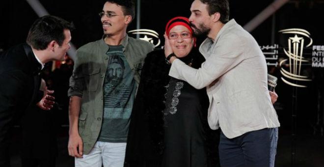 إحتفاء مؤثر بأسرة الراحل البسطاوي في مراكش