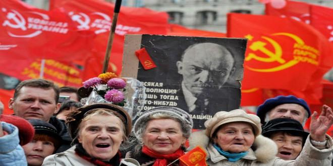أنصار الحزب الشيوعي في أوكرانيا