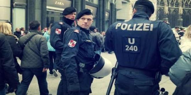 السلطات النمساوية