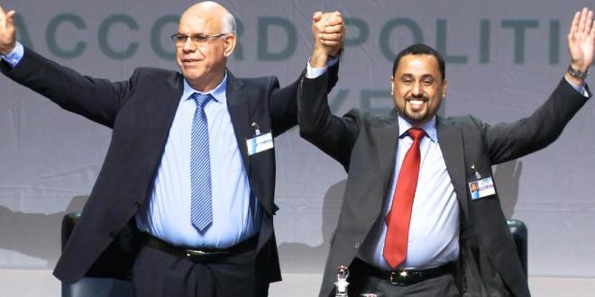 نافذة الأمل الليبية تفتح من الصخيرات