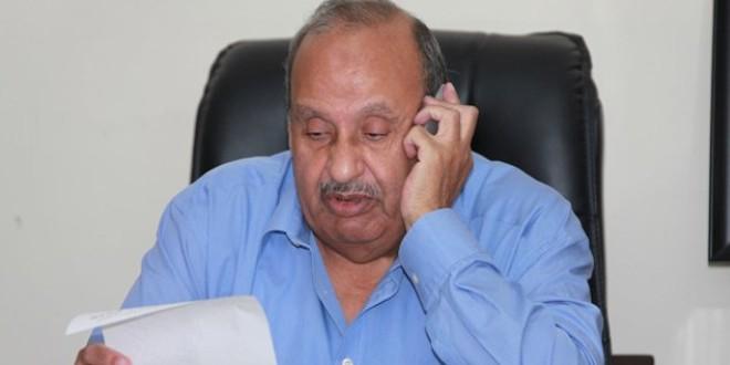 السيد محمد الكافي الشراط، الكاتب العام للاتحاد للشغالين بالمغرب.