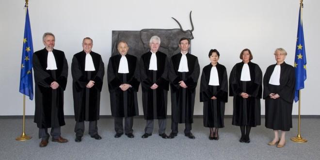 المحكمة الأوروبية