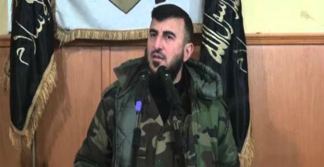 مقتل أحد أبرز قادة المعارضة السورية بغارة جوية