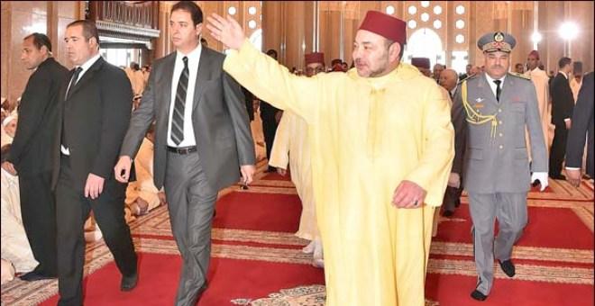 الملك يحل بمسجد الحسن الثاني لإحياء ليلة المولد النبوي