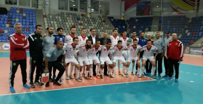 المنتخب المغربي يتأهل لنهائيات كأس افريقيا داخل القاعة