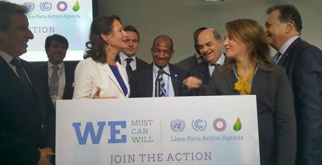 قمة المناخ في باريس .. المغرب يدعو لوضع الماء ضمن أولويات مفاوضات المناخ