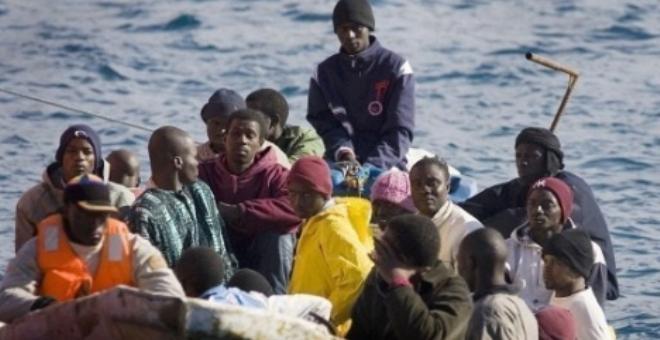 انتشال جثة 11 مهاجرًا سريًا بينهم إمرأة قرب السواحل المغربية