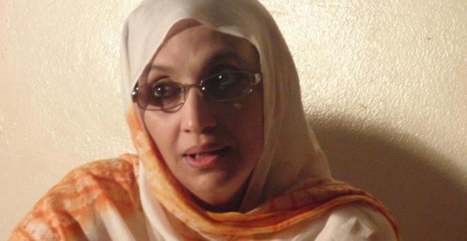 لقاء تلفزيوني  مفضوح لأميناتو حيدر يكشف علاقتها مع المخابرات الجزائرية