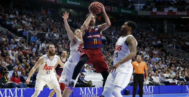 برشلونة يطيح بالريال في الكلاسيكو بحضور راموس ومودريتش