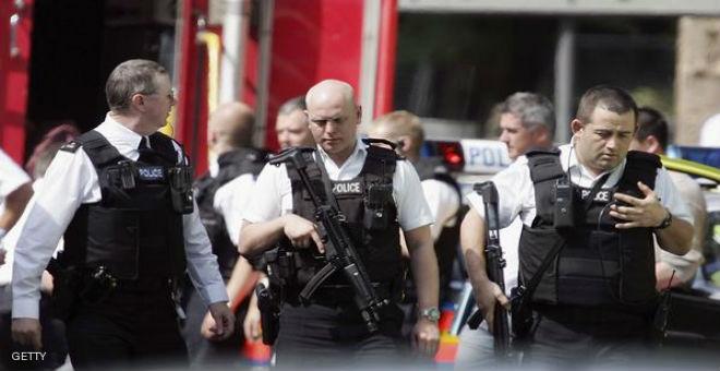بريطانيا..اعتقال 4 مشتبه فيهم بتهمة التخطيط لعمليات إرهابية