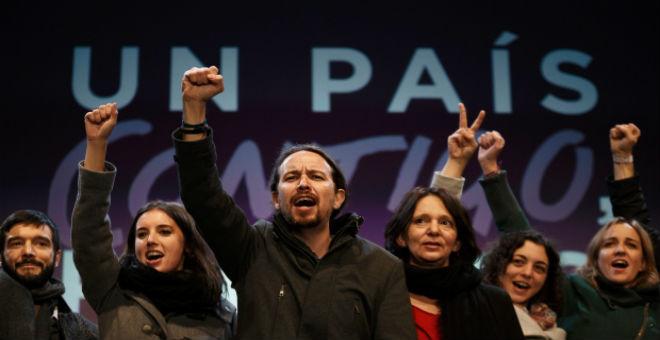 هل تؤول الحكومة في إسبانيا إلى تحالف يساري؟