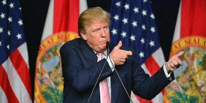 التعافي من دونالد ترامب
