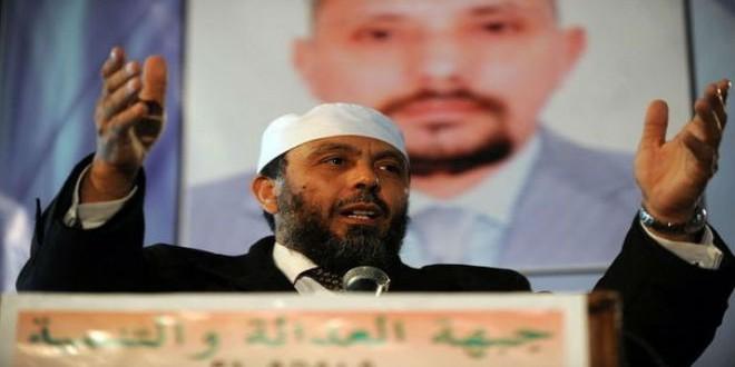 """رئيس """"جبهة العدالة والتنمية"""" عبد الله جاب الله"""