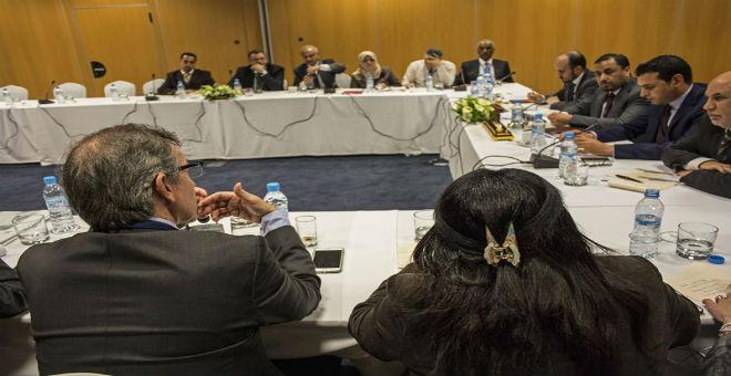 عاجل..الأطراف الليبية توقع الاتفاق النهائي خلال شهر ديسمبر الجاري