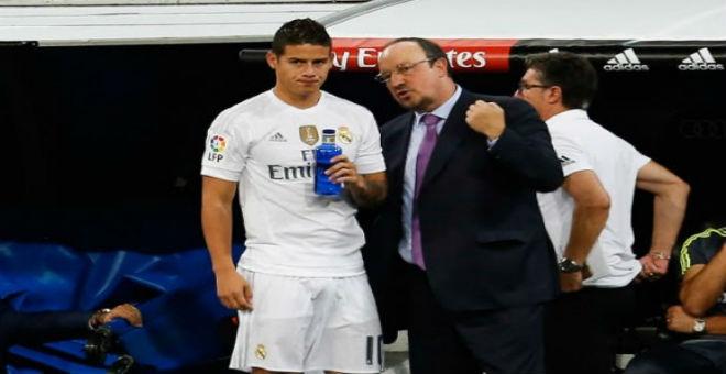 أزمة بين بينيتيز وخيمس تهدد استقرار ريال مدريد