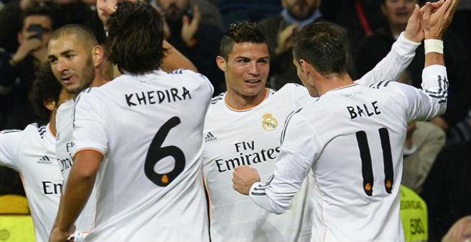رونالدو يقود ريال مدريد لفوز مهم على سوسيداد