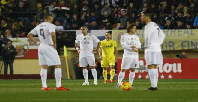 ريال مدريد يسقط أمام فياريال ويفقد المطاردة
