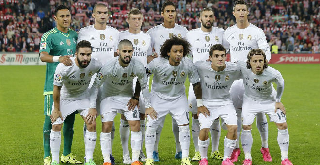 بالفيديو. ريال مدريد يفوز على لاس بالماس في مباراة مجنونة