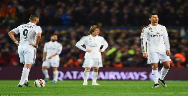 رسميا ريال مدريد يقصى من مسابقة كأس الملك