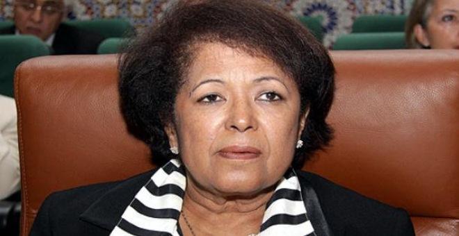 وفاة زليخة نصري..أول إمرأة عينت مستشارة للملك في تاريخ المغرب