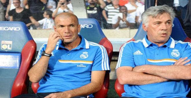 زيدان يعود لدكة احتياط ريال مدريد !