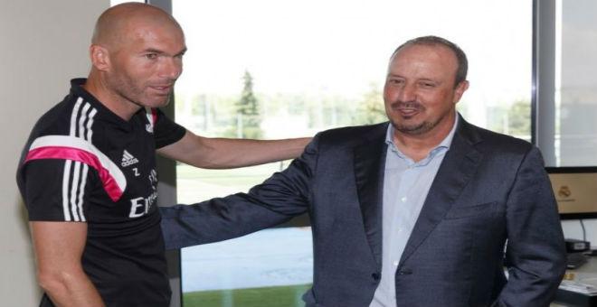 عاجل: إقالة بينيتز وتعيين زيدان مدربا لريال مدريد