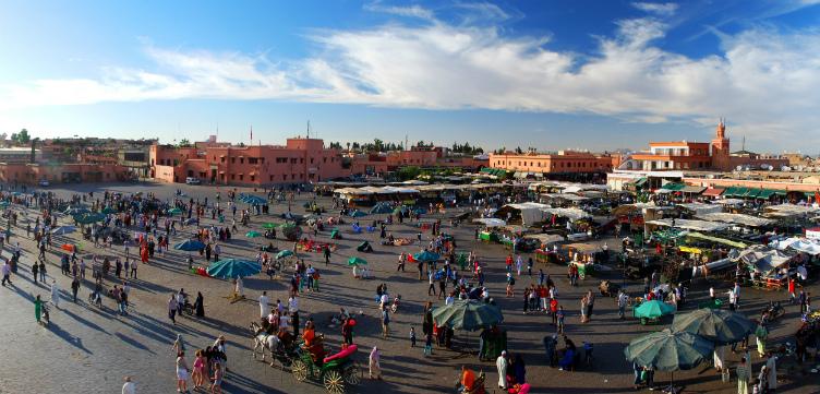 10.3 مليون سائح زاروا المغرب خلال هذه السنة