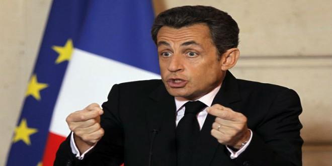 ساركوزي وأوباما