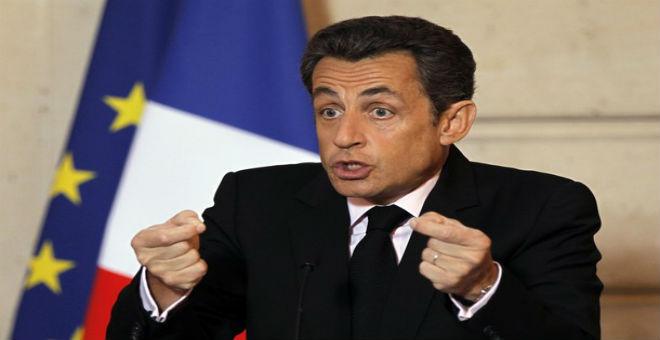 ساركوزي: انهيار تونس سيهدد أمننا ولست نادما على القدافي