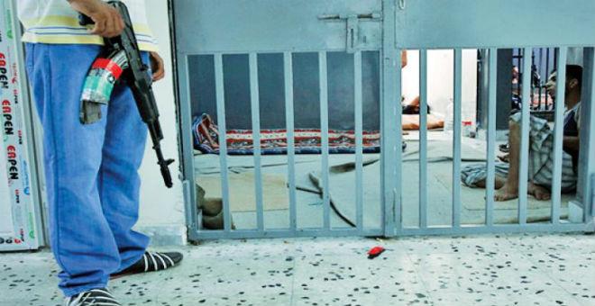 هيومان رايتس ووتش: آلاف السجناء في ليبيا بدون تهم