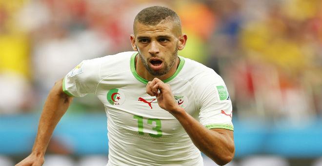 الفيفا يختار الجزائري سليماني نجم افريقيا في 2015