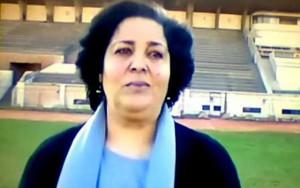 سميرة الزاولي. ابنة الراحل العربي الزاولي أول امرأة تترأس فريقا لكرة القدم في العالم العربي، ويتعلق الأمر بفريق الاتحاد البيضاوي